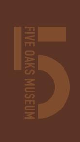 5 Oaks Museum logo